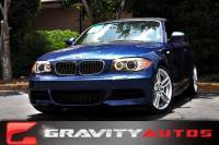 2012 BMW 1 Series 135i 2dr Convertible