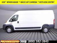 NEW 2018 RAM PROMASTER® 2500 CARGO VAN HIGH ROOF 159 WB