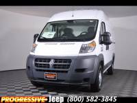 NEW 2018 RAM PROMASTER® 2500 CARGO VAN HIGH ROOF 136 WB