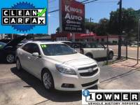 2013 Chevrolet Malibu Eco 4dr Sedan w/2SA