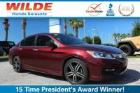 Certified Pre-Owned 2016 Honda Accord 4dr I4 CVT Sport FWD 4dr Car