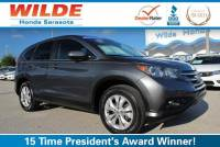 Certified Pre-Owned 2014 Honda CR-V 2WD 5dr EX FWD Sport Utility