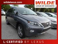 Certified Pre-Owned 2015 Lexus RX 350 FWD 4dr FWD Sport Utility