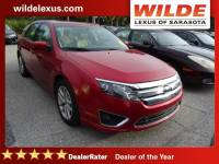 Pre-Owned 2011 Ford Fusion 4dr Sdn SEL FWD FWD 4dr Car