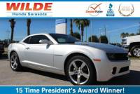 Pre-Owned 2010 Chevrolet Camaro 2dr Cpe 1LT RWD 2dr Car