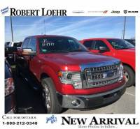Used 2014 Ford F-150 XLT Truck SuperCrew Cab in Cartersville GA