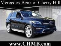 Pre-Owned 2015 Mercedes-Benz M-Class ML 400 AWD 4MATIC®