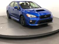 Certified Pre-Owned 2018 Subaru WRX Manual AWD