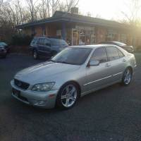 2003 Lexus IS 300 4dr Sedan