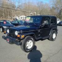 2000 Jeep Wrangler 2dr Sport 4WD SUV
