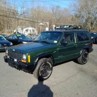 1998 Jeep Cherokee 2dr Sport 4WD SUV
