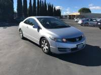 Used 2011 Honda Civic LX Coupe For Sale in Fairfield, CA
