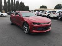 Used 2016 Chevrolet Camaro 2LT Coupe For Sale in Fairfield, CA
