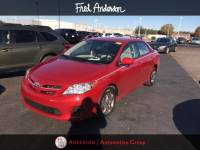 Pre-Owned 2011 Toyota Corolla LE Sedan For Sale   Raleigh NC