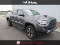 Pre-Owned 2016 Toyota Tacoma TRD Sport Truck Double Cab For Sale | Raleigh NC