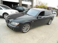 2007 BMW 7 Series 750i 4dr Sedan