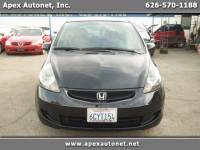 2008 Honda Fit 5-Speed AT
