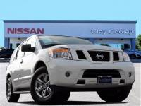 Certified Pre-Owned 2015 Nissan Armada SV SUV For Sale Austin, Texas