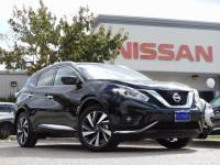 Certified Pre-Owned 2017 Nissan Murano Platinum SUV For Sale Austin, Texas