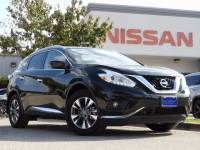 Certified Pre-Owned 2017 Nissan Murano SL SUV For Sale Austin, Texas