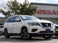 Certified Pre-Owned 2017 Nissan Pathfinder Platinum SUV For Sale Austin, Texas