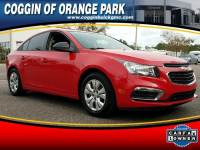 Pre-Owned 2016 Chevrolet Cruze Limited LS Auto Sedan in Jacksonville FL