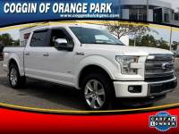 Pre-Owned 2015 Ford F-150 Truck SuperCrew Cab in Jacksonville FL