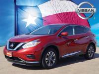 Pre-Owned 2016 Nissan Murano S AWD