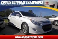 Pre-Owned 2015 Hyundai Sonata Hybrid Base Sedan in Jacksonville FL