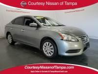 Certified 2014 Nissan Sentra S Sedan in Jacksonville FL