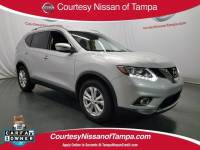 Certified 2016 Nissan Rogue SV SUV in Jacksonville FL