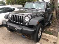 Certified Used 2017 Jeep Wrangler Sport 4x4 SUV For Sale Austin TX
