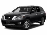 2016 Nissan Pathfinder SUV FWD