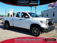 Pre-Owned 2017 Toyota Tundra SR 4.6L V8 Truck Double Cab in Jacksonville FL