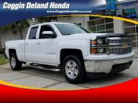Pre-Owned 2015 Chevrolet Silverado 1500 LT Truck Double Cab in Jacksonville FL