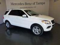 Pre-Owned 2015 Mercedes-Benz M-Class ML 350 SUV in Jacksonville FL