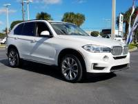 Certified 2015 BMW X5 xDrive35i SUV in Jacksonville FL