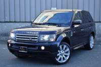2007 Land Rover Range Rover Sport Supercharged 4dr SUV 4WD