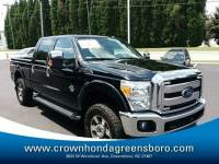 Pre-Owned 2016 Ford Super Duty F-250 SRW Lariat 4WD Crew Cab 156 Lariat in Jacksonville FL