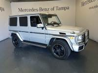 Pre-Owned 2016 Mercedes-Benz G-Class G 550 SUV in Jacksonville FL