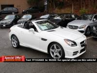 Certified Pre-Owned 2015 Mercedes-Benz SLK 250 Sport Rear Wheel Drive COUP/RDST
