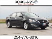 Certified Pre-Owned 2015 Nissan Altima 2.5 SL Sedan Front Wheel Drive 4dr Car