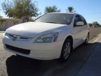 2004 Honda Accord EX V-6 4dr Sedan