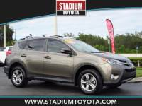 Certified Pre-Owned 2015 Toyota RAV4 FWD 4dr XLE FWD