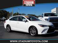 Certified Pre-Owned 2015 Toyota Camry 4dr Sdn I4 Auto SE FWD