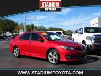 Certified Pre-Owned 2014 Toyota Camry 4dr Sdn I4 Auto SE FWD