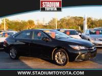 Certified Pre-Owned 2016 Toyota Camry 4dr Sdn I4 Auto SE FWD