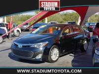 Certified Pre-Owned 2014 Toyota Avalon Hybrid 4dr Sdn XLE Touring FWD