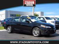 Certified Pre-Owned 2017 Toyota Camry SE Auto FWD