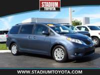 Certified Pre-Owned 2014 Toyota Sienna 5dr 8-Pass Van V6 XLE FWD FWD